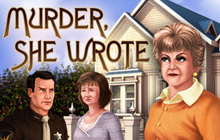 Murder, She Wrote Badge