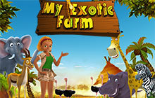 My Exotic Farm Badge