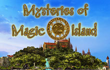 Mysteries of Magic Island Badge