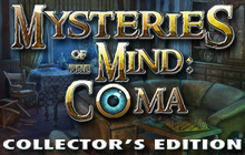 Mysteries of the Mind: Coma Collector's Edition Badge