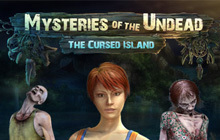 Mysteries Of The Undead Cursed Island Badge