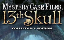 Mystery Case Files: 13th Skull Collector's Edition Badge