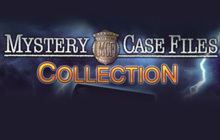 Mystery Case Files Complete Collection Badge