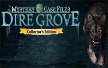 Mystery Case Files: Dire Grove Collector's Edition Badge