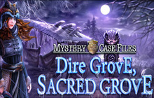 Mystery Case Files: Dire Grove, Sacred Grove Badge