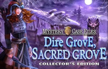 Mystery Case Files: Dire Grove, Sacred Grove Collector's Edition Badge