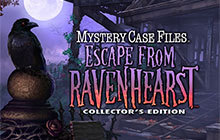 Mystery Case Files: Escape from Ravenhearst Collector's Edition Badge