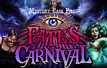 Mystery Case Files: Fate's Carnival Badge