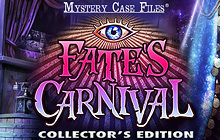 Mystery Case Files: Fate's Carnival Collector's Edition Badge