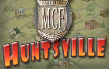 Mystery Case Files: Huntsville Badge