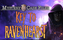 Mystery Case Files: Key to Ravenhearst Badge