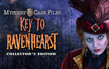 Mystery Case Files: Key to Ravenhearst Collector's Edition Badge