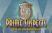 Mystery Case Files: Prime Suspects Badge