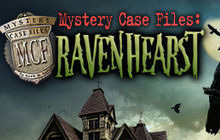 Mystery Case Files: Ravenhearst Badge