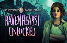 Mystery Case Files: Ravenhearst Unlocked Badge