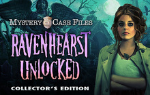 Mystery Case Files: Ravenhearst Unlocked Collector's Edition Badge