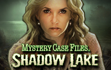 Mystery Case Files: Shadow Lake Badge