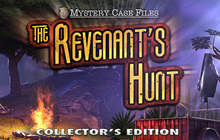 Mystery Case Files: The Revenant's Hunt Collector's Edition Badge