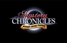 Mystery Chronicles: Murder Among Friends Badge