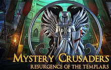 Mystery Crusaders: Resurgence of the Templars Badge