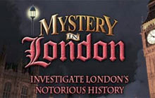 Mystery In London Badge