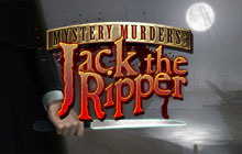 Mystery Murders: Jack The Ripper Badge