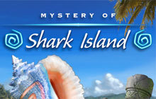 Mystery of Shark Island Badge