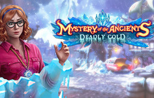Mystery of the Ancients: Deadly Cold Badge