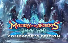 Mystery of the Ancients: Deadly Cold Collector's Edition Badge