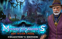 Mystery of the Ancients: Mud Water Creek Collector's Edition Badge