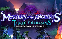 Mystery of the Ancients: Three Guardians Collector's Edition Badge