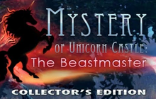 Mystery of Unicorn Castle: The Beastmaster Collector's Edition Badge