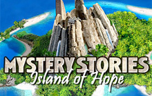 Mystery Stories - Island of Hope Badge