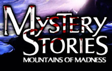 Mystery Stories - Mountains of Madness Badge