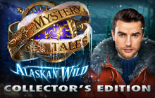 Mystery Tales: Alaskan Wild Collector's Edition Badge