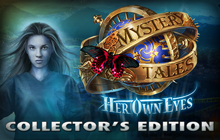 Mystery Tales: Her Own Eyes Collector's Edition Badge