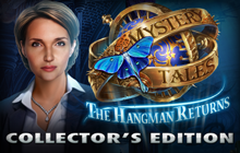 Mystery Tales: The Hangman Returns Collector's Edition Badge