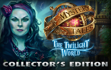Mystery Tales: The Twilight World Collector's Edition Badge