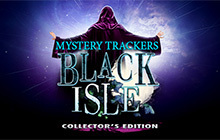 Mystery Trackers: Black Isle Collector's Edition Badge
