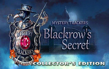 Mystery Trackers: Blackrow's Secret Collector's Edition Badge