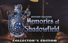 Mystery Trackers: Memories of Shadowfield Collector's Edition Badge