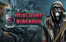 Mystery Trackers: Mist Over Blackhill Collector's Edition Badge