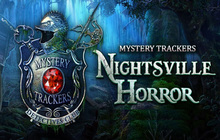 Mystery Trackers: Nightsville Horror Badge