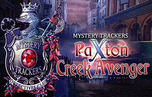 Mystery Trackers: Paxton Creek Avenger Badge
