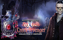 Mystery Trackers: Paxton Creek Avenger Collector's Edition Badge
