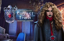 Mystery Trackers: Queen of Hearts Collector's Edition Badge