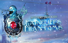 Mystery Trackers: Raincliff's Phantoms Badge
