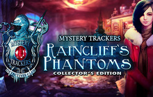 Mystery Trackers: Raincliff's Phantoms Collector's Edition Badge