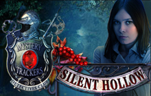 Mystery Trackers: Silent Hollow Badge