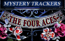 Mystery Trackers: The Four Aces Badge